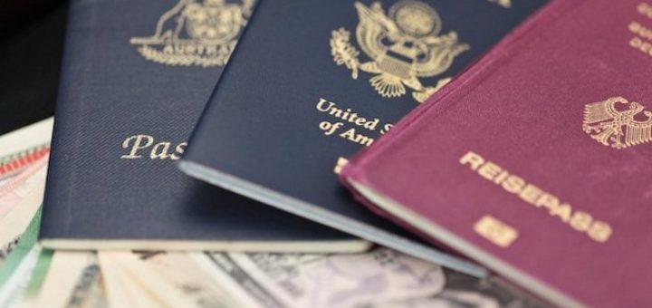 전세계 여권파워 순위
