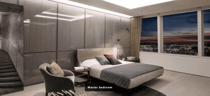 세계 2위 초고층 호텔 시그니엘