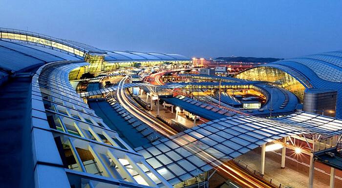 세계 2위 인천 국제공항